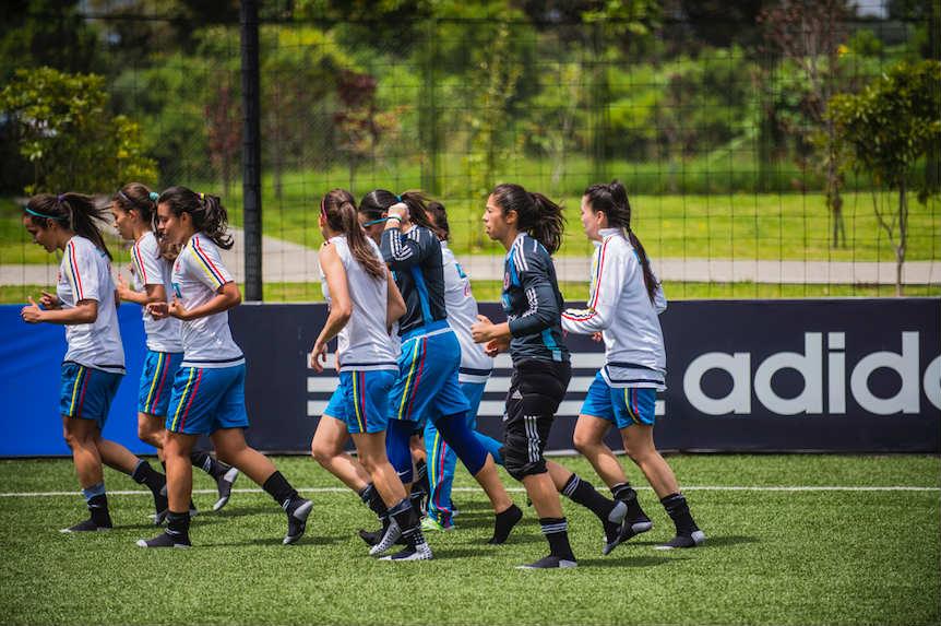 El machismo y la corrupción amenazan al fútbol femenino en Colombia ... c6e61b525bdd7